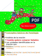 fonetico -fonologico