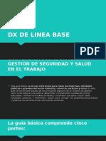 Dx de Linea Base