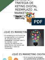 Conoce La Estrategia de Marketing Digital Que Reemplazo