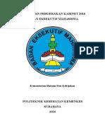 Peraturan Pergerakan Kabinet 2016