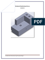Mechanical Manufacturing Process