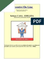 Preventivo Ristrutturazione Appartamento Bagno Tetto Cucina Edilizia