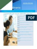 Be 118 Compendio de Normas Laborales Vigentes 2015 - Actualizado 07-07-2015 (1)