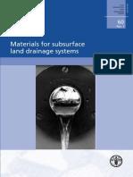 Sub Surface Drainage