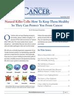 Heroes Against Cancer Newsletter September 2016