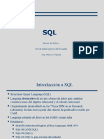 Creacion de Base de Datos Con SQL Server