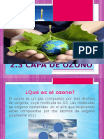 2.3 Capa de ozono