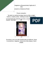 Sanacion a Distancia Portal