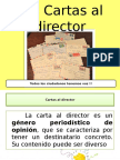 Las Cartas Al Director
