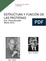 6 Estructura y Función de Las Proteínas