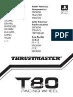 T80 Manual
