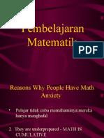 pembelajaran  Math