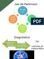 Parkinson, Diagnostico y Tratamiento