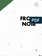 Front Noir n 2 Oct. 63