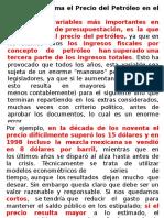 06 Pronosticos Precios Crudo