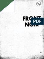 Front Noir n 6 Nov. 64