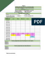 Formato Agenda Atención Accion Psicosocial y Educacion
