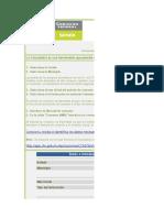Calculadora para tarifas de electricidad CFE Mexico