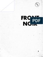 Front Noir n 9 Avril 66