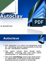 autoclave