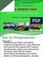 Materi Tax Amnesty