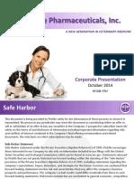 Petlife Investor Presentation