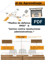 medios de Defensa Imss