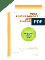 39884987 Nota Ringkas Dan Padat Sejarah Tingkatan 4 Spm 130929021717 Phpapp01