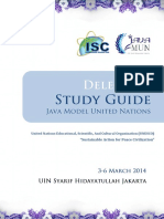 Study Guide UNESCO