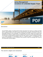 Transforming Supply Chains s 4 Hana for Materials Management and Operations