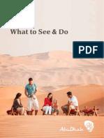 What to See And Do English Abu Dhabi