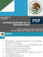 3.PFGM-Sistema Mexicano de Control de Exportaciones 15 Oct (12-10)