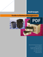 Guide to Battery Management
