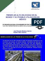 11 Trenes Alta Vel
