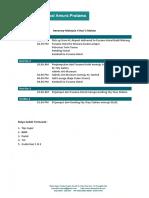 Itinerary Perjalanan Malaysia 4 Hari 3 Malam PT.alfara Delta Persada New