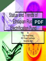07 a. Hadgu Status of Ethiopian Electrification Fund