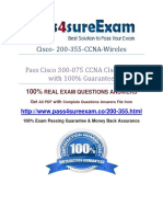 Pass4sure 200-355 Exam Question Answer