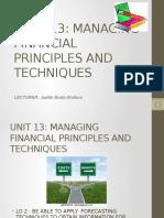 Unit 13 -Process