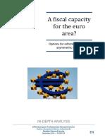 A FISCAL CAPACITY FOR EURO AREA? EPRS_IDA(2016)589774_EN