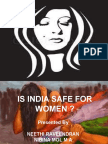 Is India Safe for Women