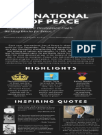 FIINOVATION Celebrates #InternationalDayOfPeace