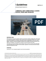 Handling Flammable and Combustible Liquids