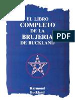 Raymond Buckland - El Libro Completo de La Brujeria