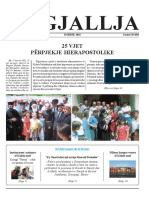 "Gazeta ""Ngjallja"" Korrik 2016"