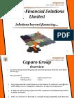 Caparo Financial Profile