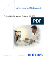 DICOM Conformance Statement for Philips DICOM