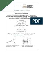 Invitation Sadlli Lecture 2015 Ross Garnaut Indonesia Resou
