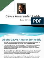 Gavva Amarender Reddy