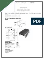 IC Applications Lab Manual