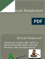 Ethical Relativism (Aparil)